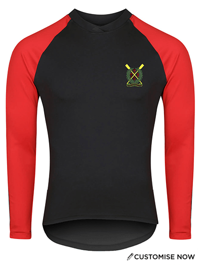 Male and Female Long Sleeve Lycra Compression Top
