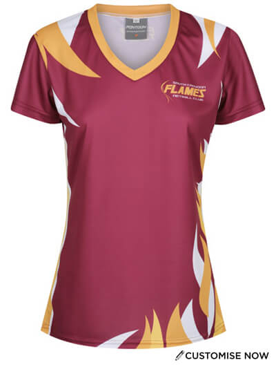 Sublimated Hockey Top