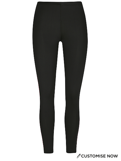 Black Ladies Leggings