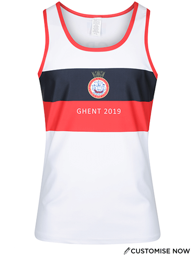 Sublimated Paddle Vest