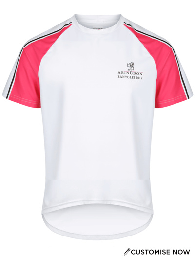 Male and Female Short Sleeve Customised Compression Top