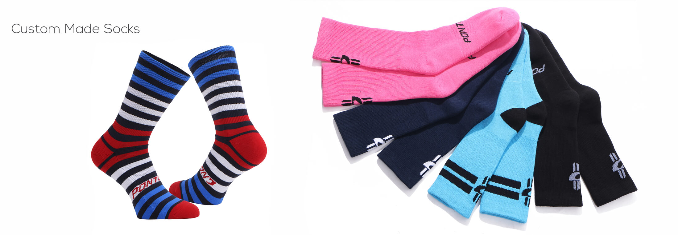 Socks On Floor