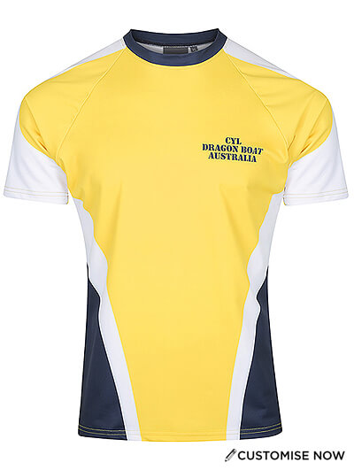 Sublimated Paddle Shirt