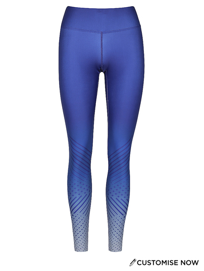 Sublimated Full Tights