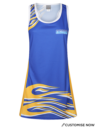 Ladies Netball Dress